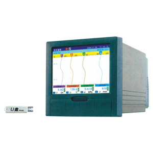 HWP-6000R彩屏无纸记录仪