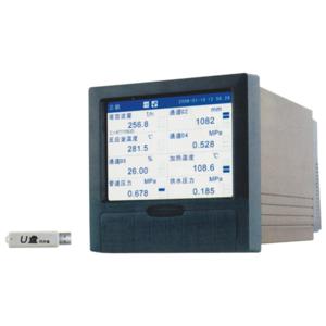 HWP-5000R蓝屏无纸记录仪