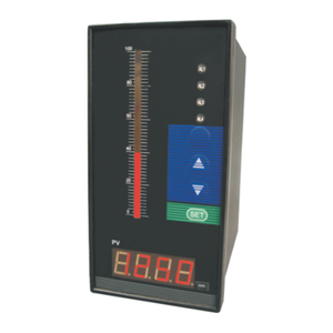 HWP-LED数字显示控制仪、光柱显示控制仪